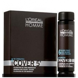 L'Oreal Professionnel Homme Cover 5 'Dye 50 ml