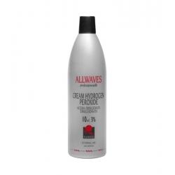 Allwaves Professionnelle Cream Hydrogen Peroxide 3% 1000 ml