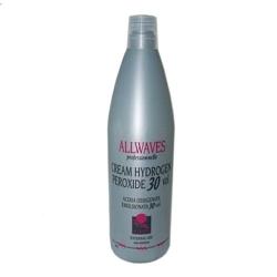 Allwaves Professionnelle Cream Hydrogen Peroxide 9% 1000 ml