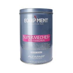 ALFAPARF Equipment SUPERMECHESE+ No Ammonia Lightening Powder 400 g