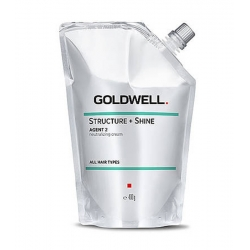 Goldwell Structure + Shine Agent 2 All Hair Types Neutralizing Cream 400 g