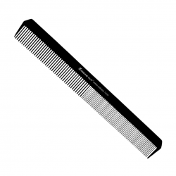 CARBON UNIVERSAL COMB DELICATE 215 MM 72039