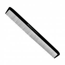 CARBON UNIVERSAL COMB DELICATE 218 MM 07739