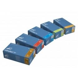 NITRYLEX GLOVES L POWDER-FREE BLACK 100 PCS