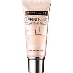 Maybelline Affinitone Perfecting + Protecting Foundation 30 ml