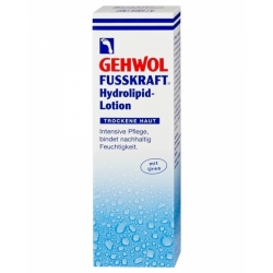 Gehwol Fusskraft Hydrolipid Foot Lotion with ceramides 125 ml