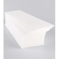 Eko - Higiena perforated non-woven depilation strips (100 pieces)