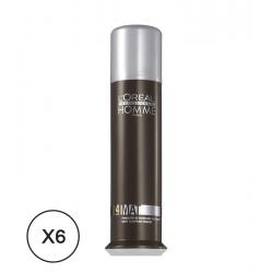 L'Oréal Professionnel Homme Mat Paste 80 ml X6