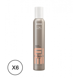 Wella Professional EIMI Shape Control Extra Firm Styling Mousse 500 ml X 6