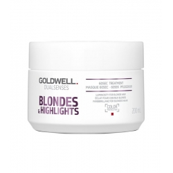 Goldwell Dualsenses Blondes & Highlights 60-Sec Treatment 200 ml