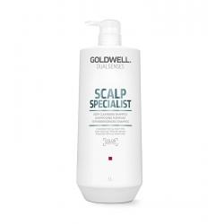 Goldwell - DUALSENSES - Scalp Specialist / Deep Cleansing Shampoo | 1000 ml.