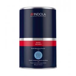 Indola Rapid Blond+ Blue Bleaching Powder Dust-Free 1:2 450 g