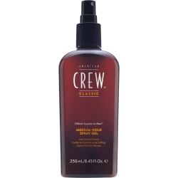 MEDIUM HOLD SPRAY GEL - 250 ml.
