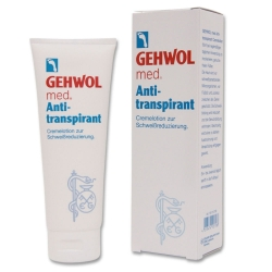 Gehwol Med Anti-Perspirant - Anti-perspirant foot lotion 125ml