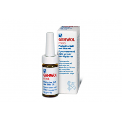Gehwol Med Protective Nail & Skin Oil - Oil for the care of cuticles and nails 15ml