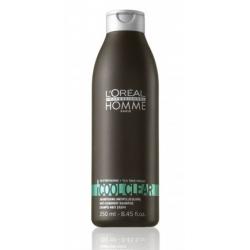 L'Oreal Professionnel Homme Men Cool Clear Anti-dandruff shampoo  250 ml