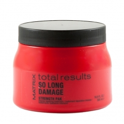 Matrix Total Results So Long Damage Strength Pak Mask 500 ml