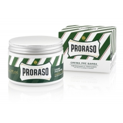 Proraso Green Crema per Barba Softening and Soothing Pre-Shave Cream 300 ml
