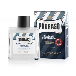 Proraso Blue Balsamo Dopobarba Aftershave Balm 100 ml