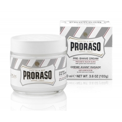 Proraso White Pre-Shave Cream 100 ml