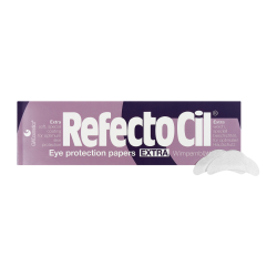 REFECTOCIL eye area protecting pads extra 80 pcs