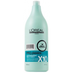 Pro Classics Concentrated shampoo is a cleansing shampoo in the form of a concentrate mixed with water (1:10)