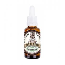 Mr. Bear Family Beard Brew Wilderness Oil 30 ml