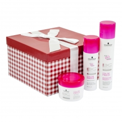 Schwarzkopf Professional BC Color Freeze Gift Set Shampoo + Conditioner + Treatment + Elegant Gift Box