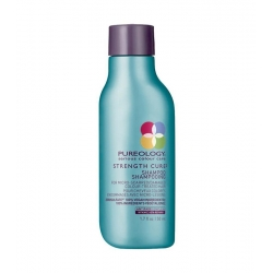 Pureology Strength Cure Shampoo Damaged Colour-Treated Hair 50 ml