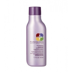 Pureology Hydrate Shampoo Dry Colour-Treated Hair 50 ml
