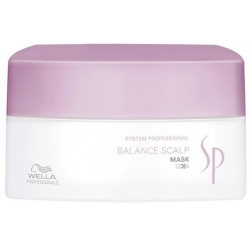 Wella SP - BALANCE SCALP - Mask 200 ml.
