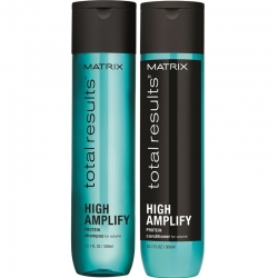 Matrix Total Results High Amplify Shampoo 300 ml + Conditioner 300 ml