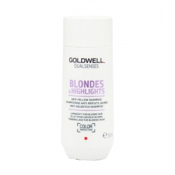 Goldwell - DUALSENSES - Blondes & Highlights / Anti-Yellow Shampoo 30 ml.