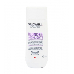 Goldwell Dualsenses Blondes & Highlights Anti-Yellow Conditioner 30 ml