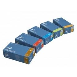 Vinylex Powder-Free Nitrile Disposable Gloves Black 100 Units, Size M