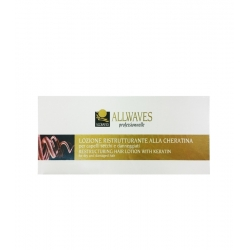 Allwaves Professionnelle Restructuring Hair Lotion with Keratin 12x10 ml