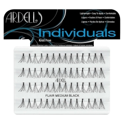 Ardell Professional 56 Individual Lashes Flare Medium Black