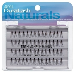 Ardell Professional Naturals 56 Individual Lashes Flare Long Black