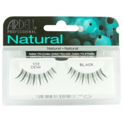 Ardell Professional Natural Demi Black Lashes 102