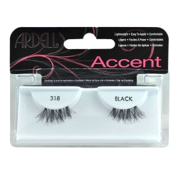 Ardell Professional Black Lashes Accent 318