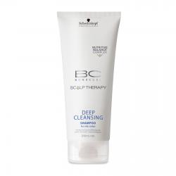 SCHWARZKOPF PROFESSIONAL BC Hair & Scalp Deep Cleansing Shampoo 200 ml