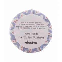 Davines This is A Strong Dry Wax - Strong Hold 75ml