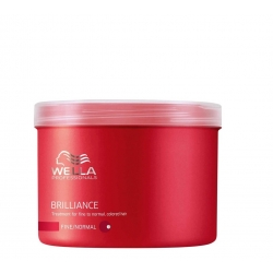 Wella Professionals Brilliance Fine/Normal Treatment for fine to normal colored hair 500 ml