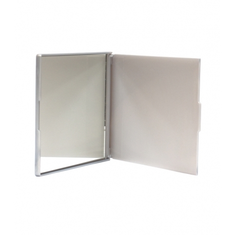 Sibel Silver Mirror 13cm x 17cm