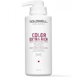 Goldwell Dualsenses Color Extra Rich 60-Second Shining Treatment For Thick And Unruly Hair 500ml