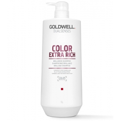 Goldwell Dualsenses Color Extra Rich Shining Shampoo For Thick And Unruly Hair 1000ml
