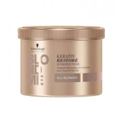 Schwarzkopf Professional BlondMe Keratin Restore Bonding Mask 500 ml