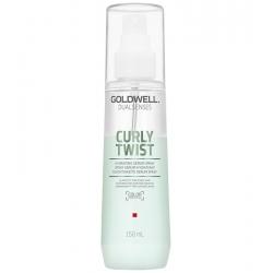 Goldwell Dualsenses Curly Twist Hydrating Serum Spray For Curly Hair | 150 ml.