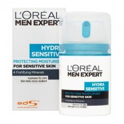 L'Oréal Paris Men Expert Hydra Sensitive Protective Moisturiser 50 ml