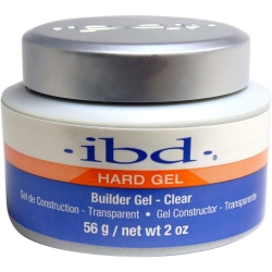 IBD UV CLEAR BUILDER GEL TRANSPARENT 56G